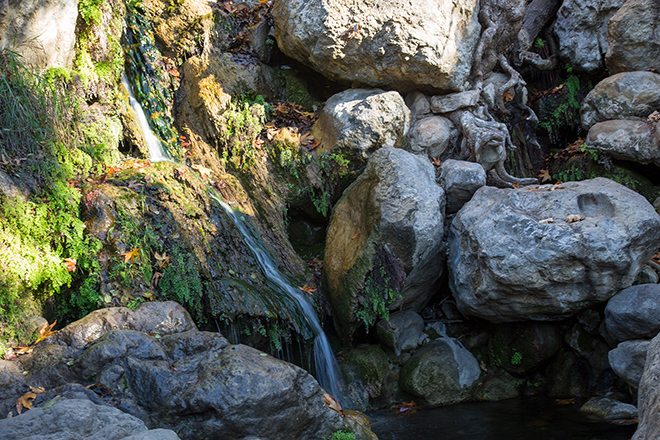 Solstice Canyon, Malibu