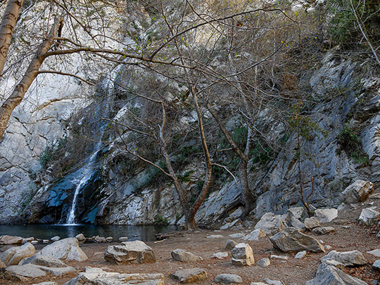 Sturtevant Falls, Angeles National Forest