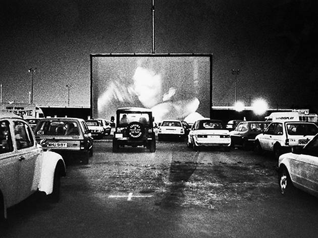 Electric Dusk Drive-In summer series