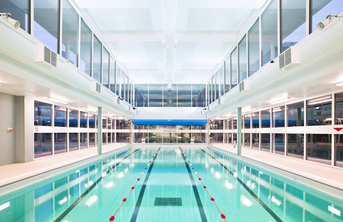 Golden Lane Health & Fitness swimming pool