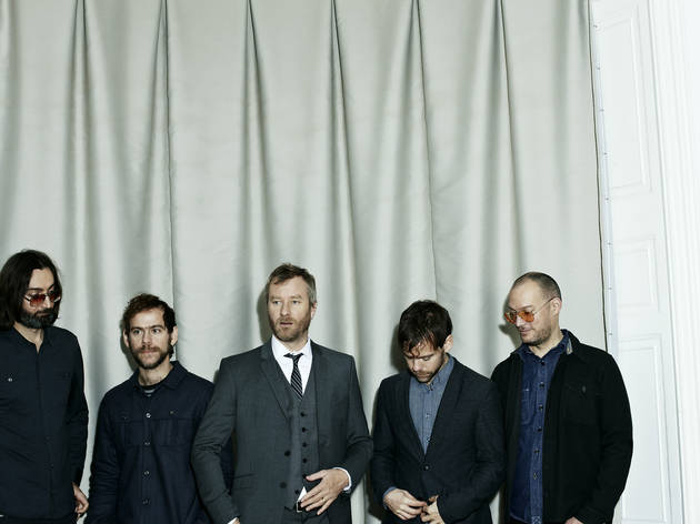The National + Phosphorescent