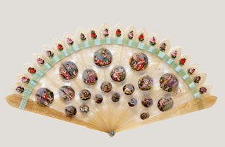 The Fan in Europe: 1800-1850