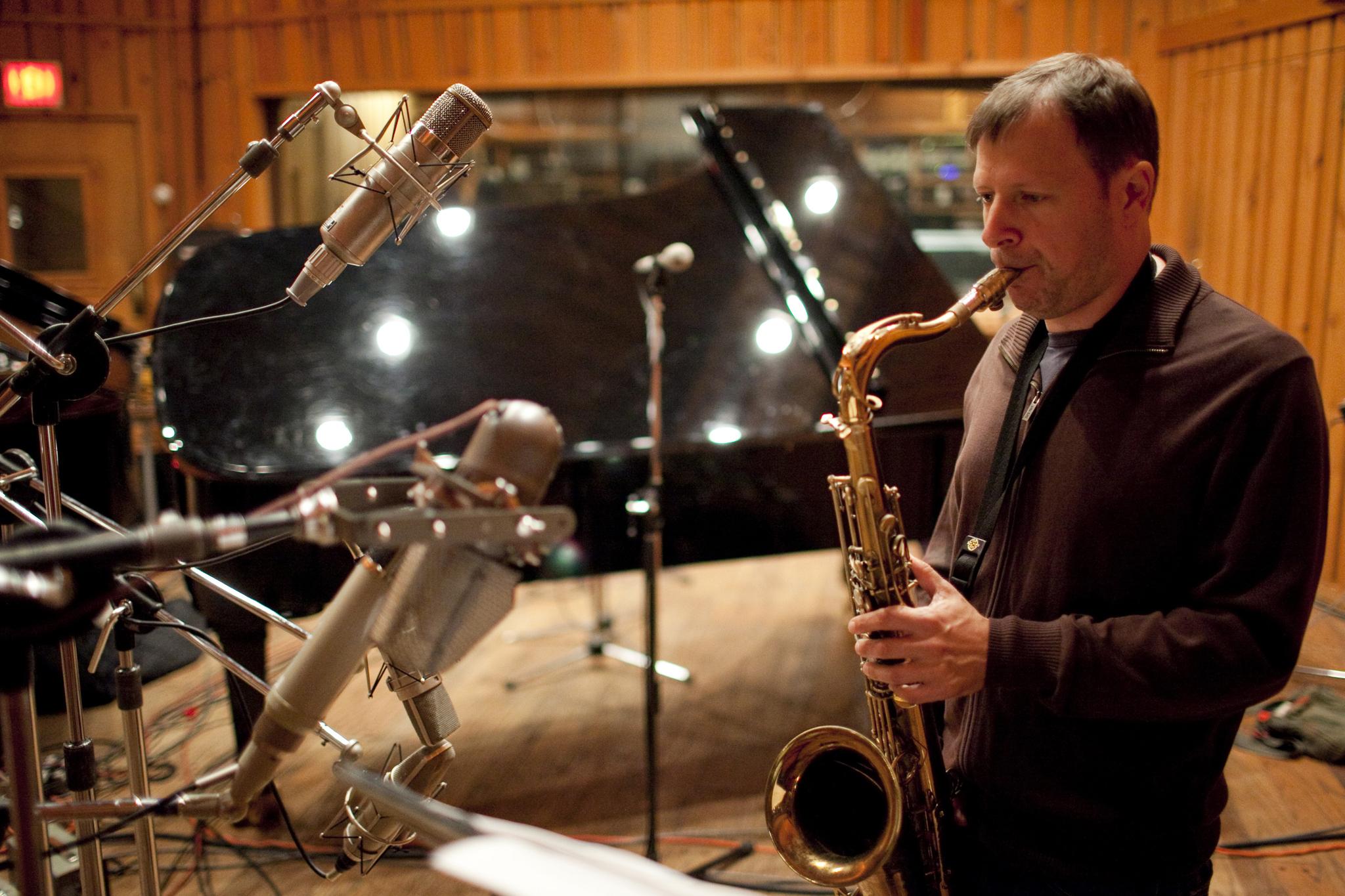Chris Potter Underground Orchestra