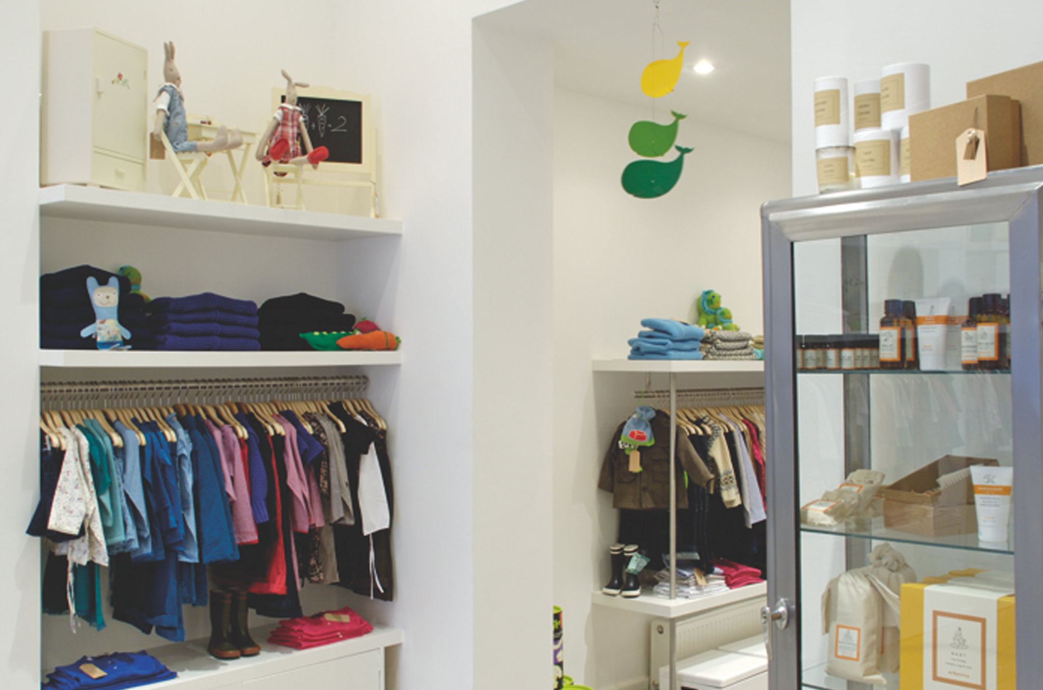 Hartstrings children's clothing store