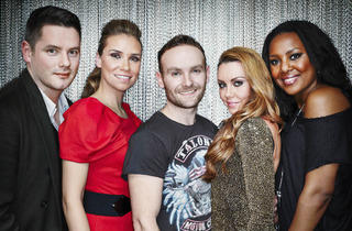 THE BIG REUNION CHRISTMAS PARTY: Five + Atomic Kitten + Liberty X + more