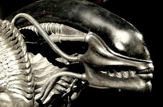 (HR Giger / Photo : © TB - Time Out)