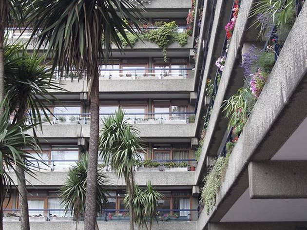 Barbican Urban Jog