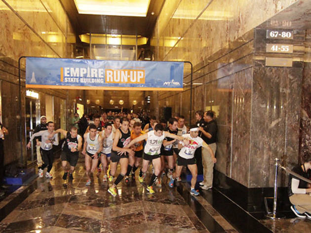 Empire State Building Run-Up