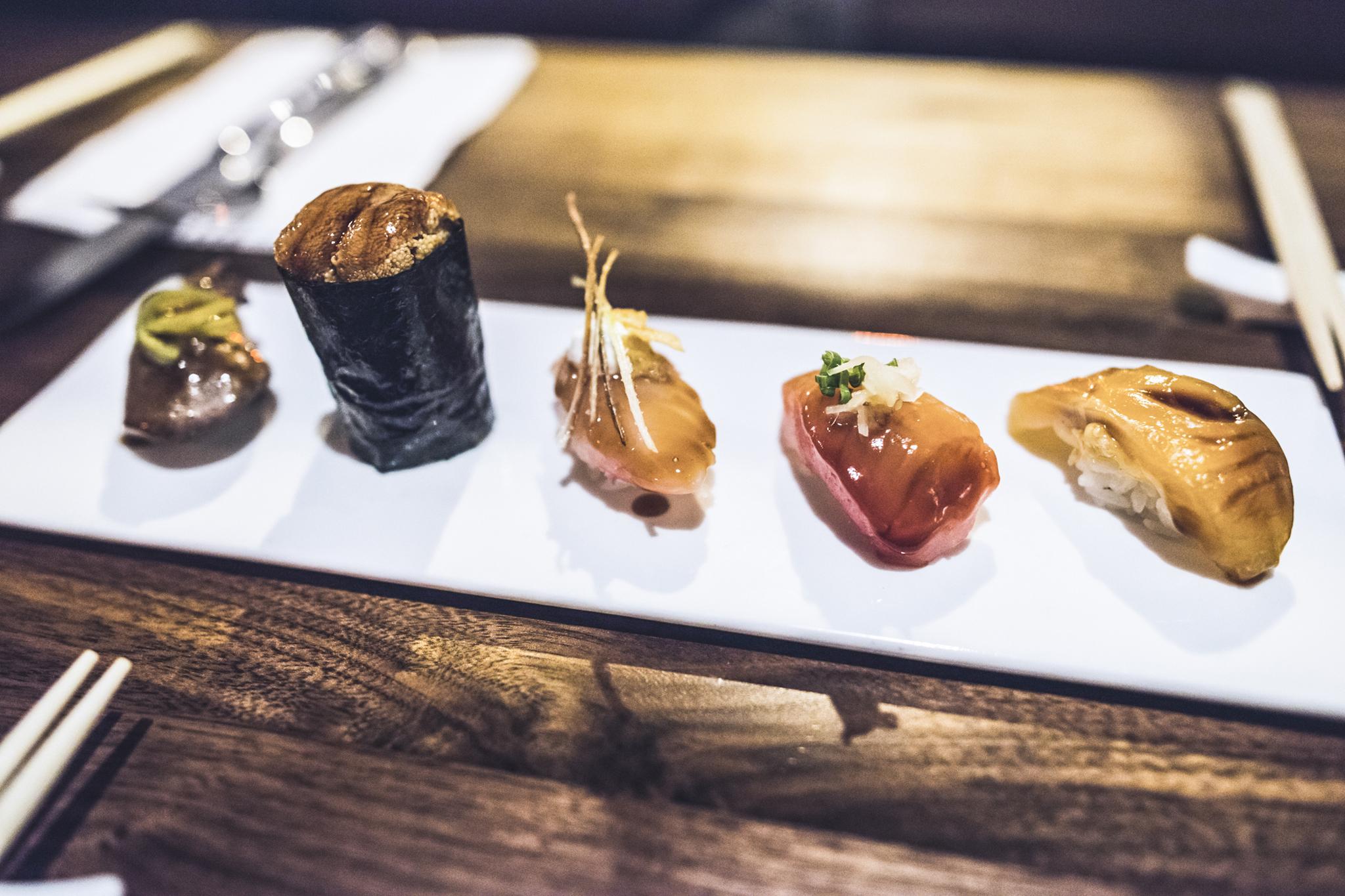 The High-Rolling Stoner Sushi Award: Chez Sardine