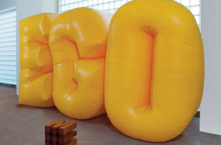 """Nancy Dwyer: Paintings & Sculpture, 1982-2012"""