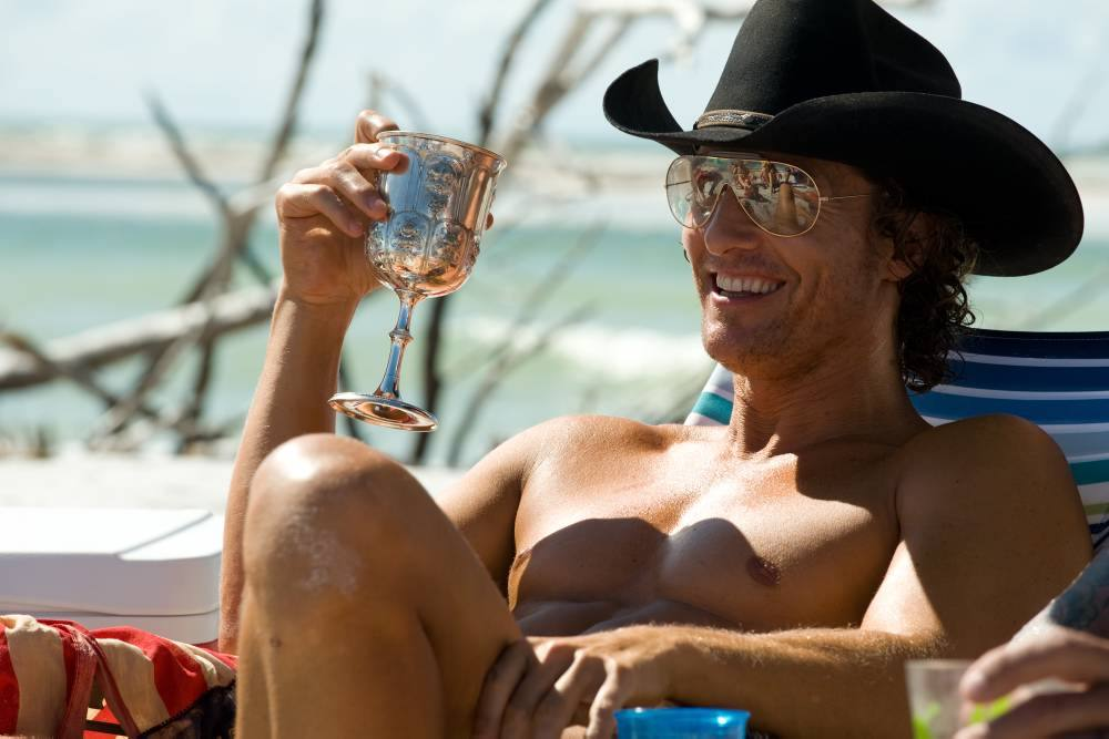 The highs and lows of Matthew McConaughey