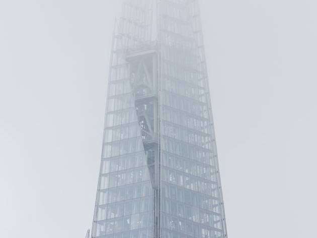The Shard (Designed by Renzo Piano)
