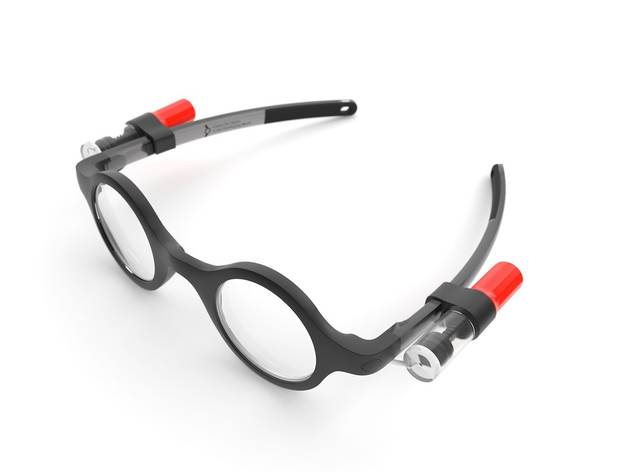 Child Vision Glasses (Centre for Vision in the Developing World and Goodwin Hartshorn)