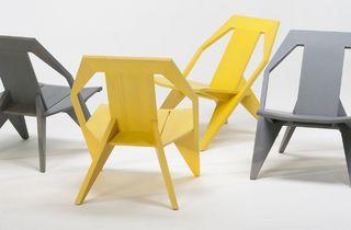 Medici Chair (Designed by Konstantin Grcic for Mattiazzi)