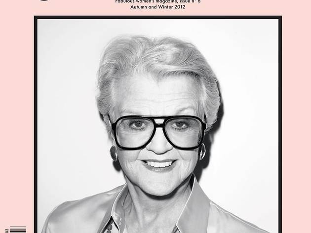 The Gentlewoman #6 (Designed by Veronica Ditting)