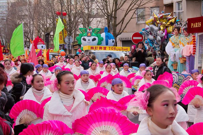 Nouvel an chinois 2016 : défilés et événements