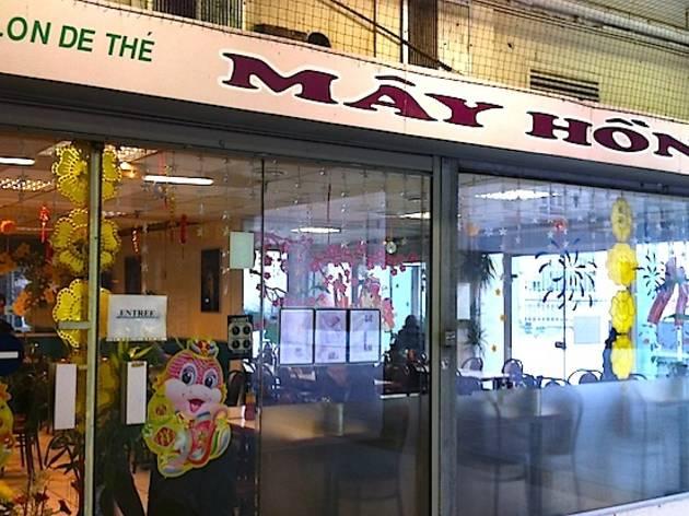 May Hong
