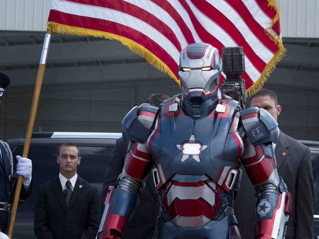 Iron Man 3: movie review