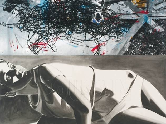 David Salle & Francis Picabia