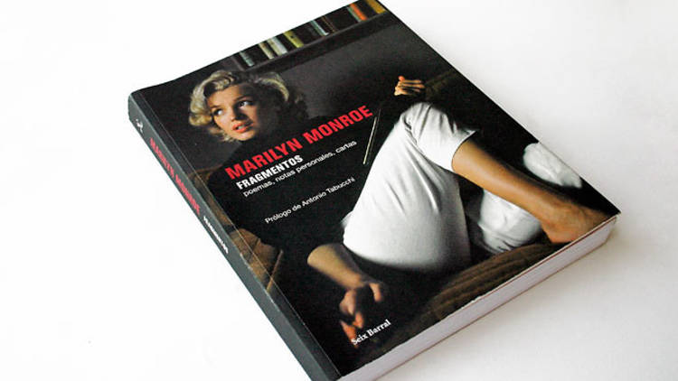 Fragmentos Marilyn Monroe