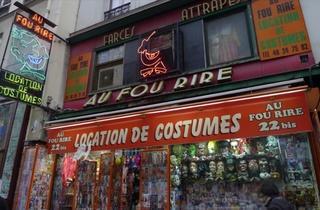 Au Fou Rire (© CA)