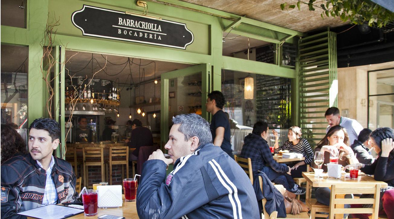 Barra Criolla Bocadería