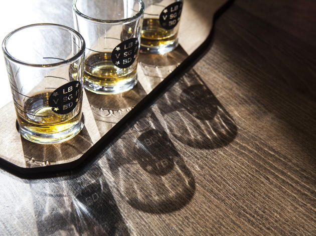 Best whiskey bars