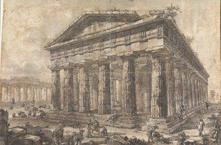 Piranesi's Paestum: Master Drawings Uncovered