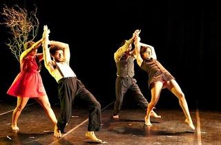 "The Ballet ""Caravaggio"" with Los Angeles Contemporary Dance Company"