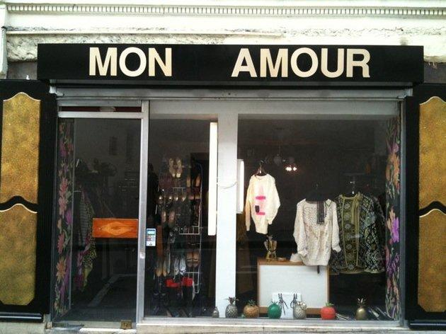 Mon Amour - CLOSED