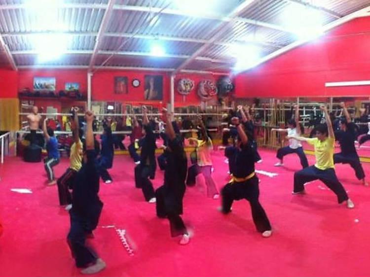 Templo Shaolin de México A.C.