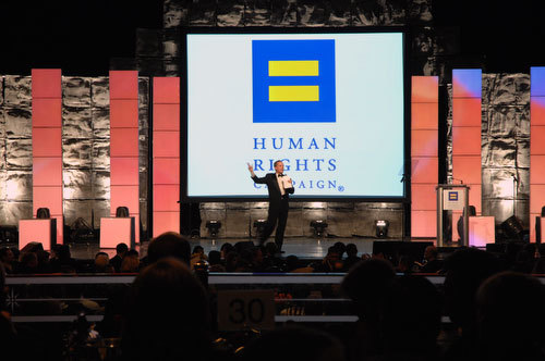 HRC annual Los Angeles Dinner
