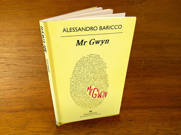 Mr Gwyn Alessandro Baricco