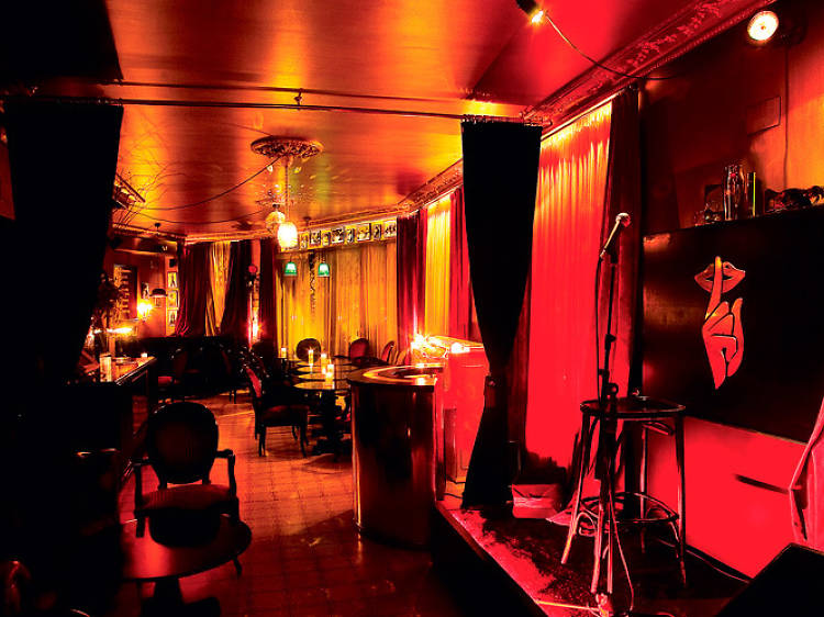 El Mutis, el millor bar d'Europa!