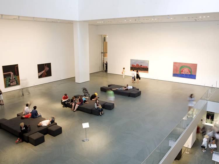 Museum of Modern Art (MoMA); New York City, NY