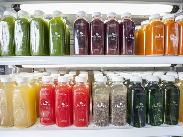 Clover Juice Bar
