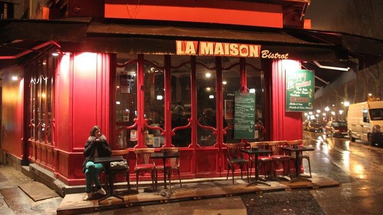 La Maison / © C. Griffoulières - Time Out Paris
