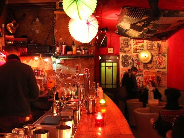 Happy hour : Le Marais - Châtelet