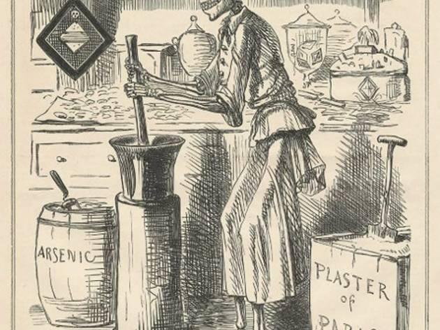 Toxic Treats: A Dark History of Sweets