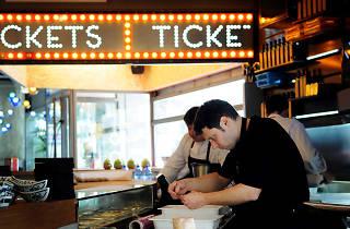 Restaurant Tickets
