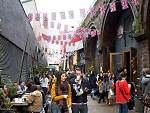 MALTBY STREET MARKET in Bermondsey, London