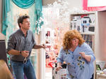 Jason Bateman and Melissa McCarthy in Identity Thief