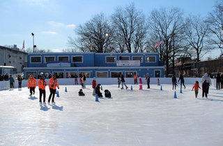 Van Cortlandt Park Ice Skating Rink (CLOSED)