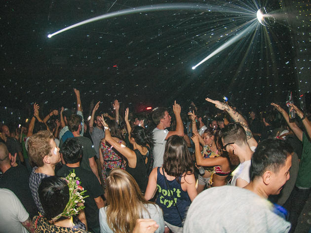 Best LA dance parties with an underground feel