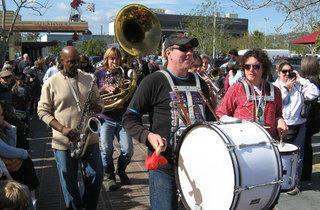 Mardi Gras at Farmers Market