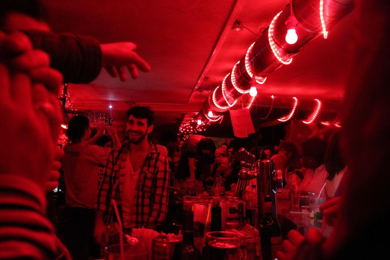 Bars : Belleville - Ménilmontant
