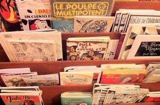 Super Héros  (Les fanzines / © Barbara Chossis)