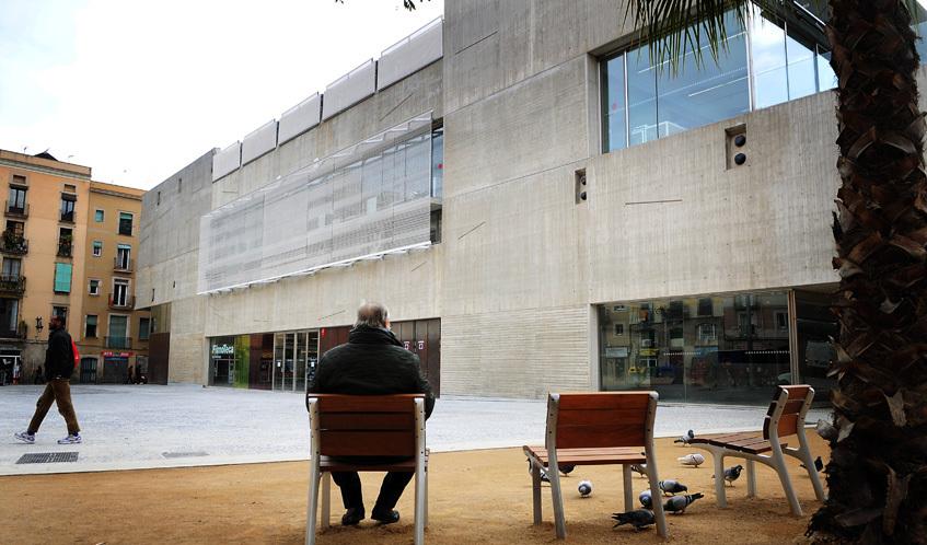 Llibreria de la Filmoteca de Catalunya