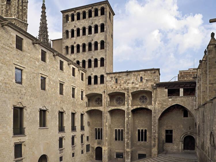 MUHBA Museu d'Història de Barcelona