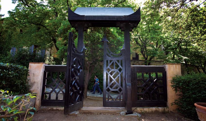 Parque del Laberint d'Horta
